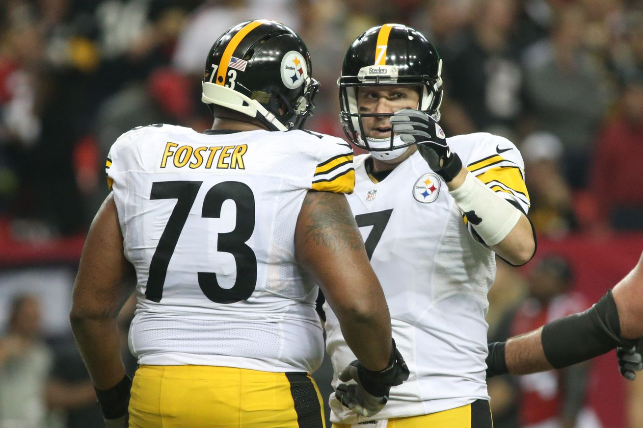 Steelers Film Room: Why it was crucial for Pittsburgh to re-sign Ramon Foster