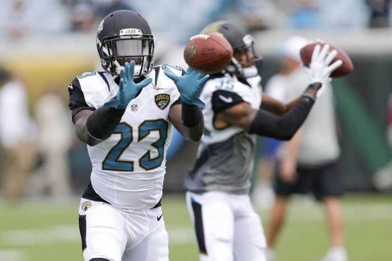 Jacksonville Jaguars Daily: James Sample not giving up No. 23