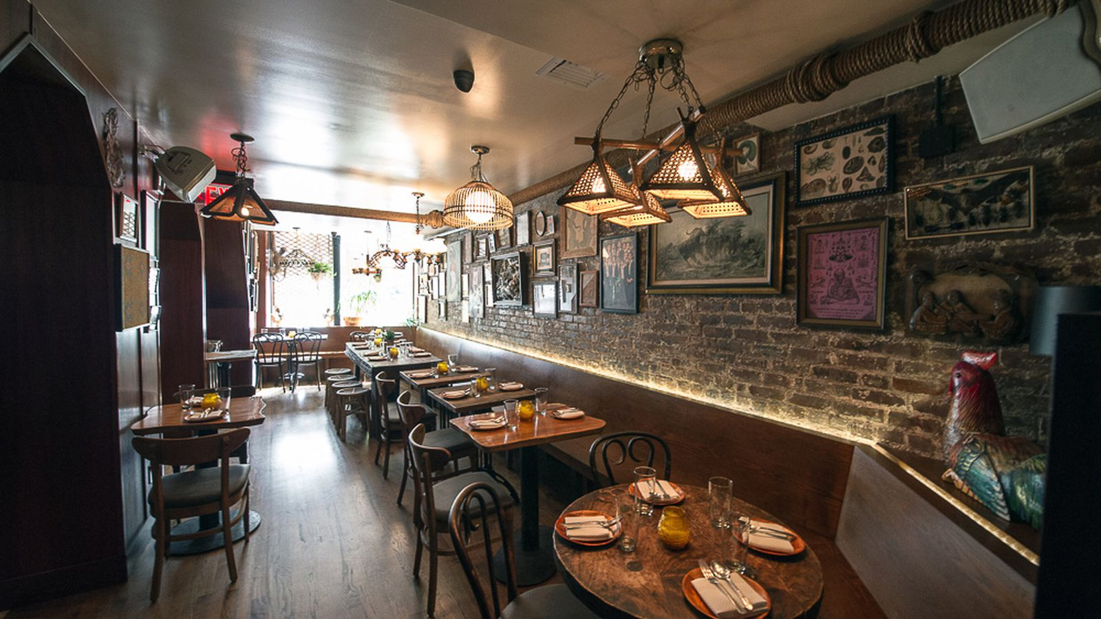 New york city 39 s hottest brunch restaurants winter 2014 for New restaurants
