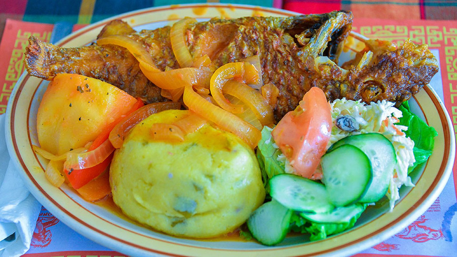 What Is The National Dish Of The Virgin Islands