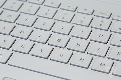 Surface Book keyboard