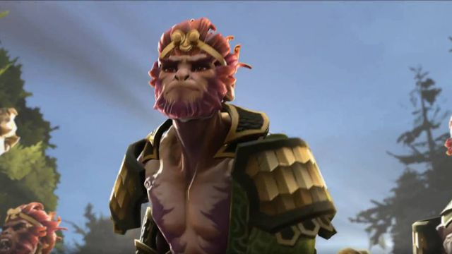 Dota 2 Reveals Monkey King A New And Completely Original Hero