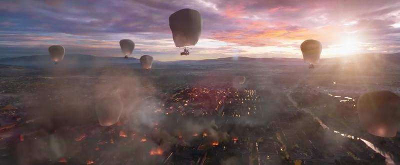 The Great Wall screencap