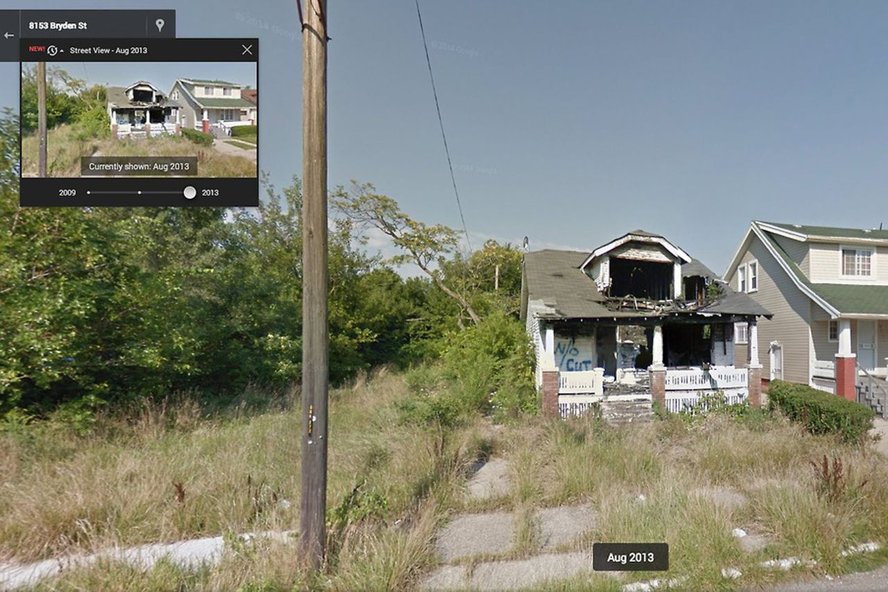 photo essay detroit decay in pictures