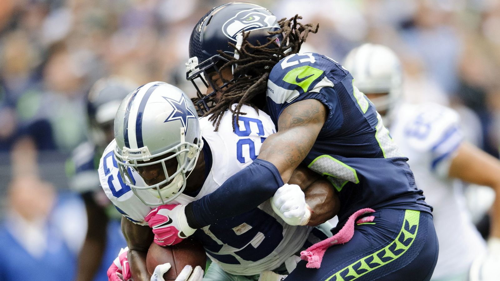 seahawks vs cowboys score ufc online streaming