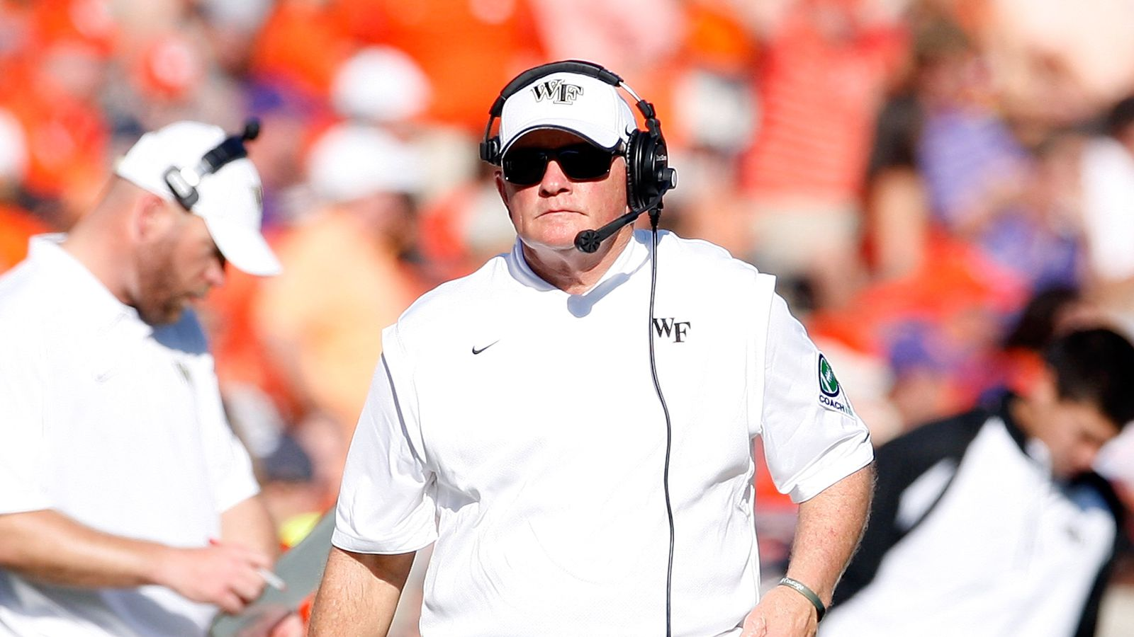 Report: Baylor to Hire Former Wake Forest Head Coach Jim ...