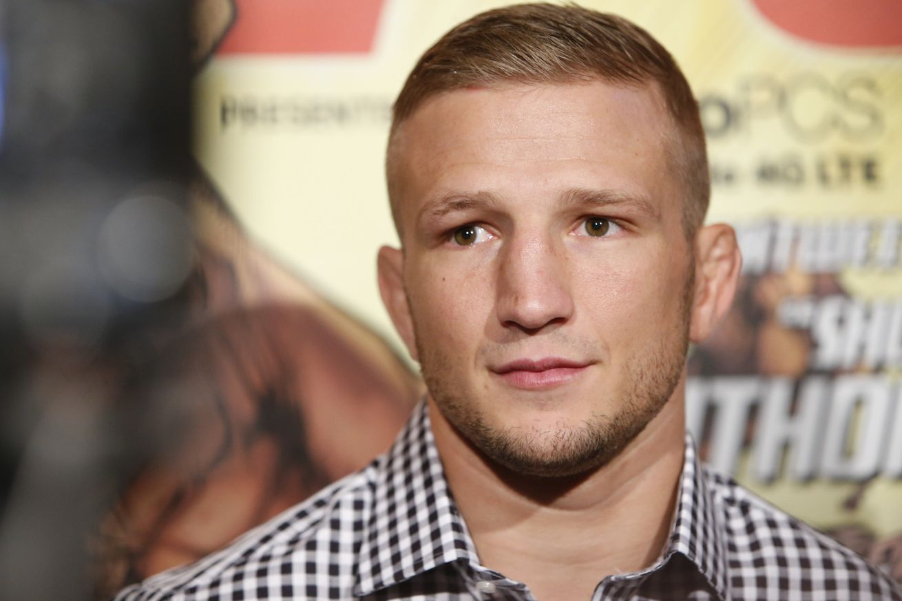 Morning Report: T.J. Dillashaw: If the UFC doesnt give me a title shot next its a straight up robbery and this is not even a sport anymore