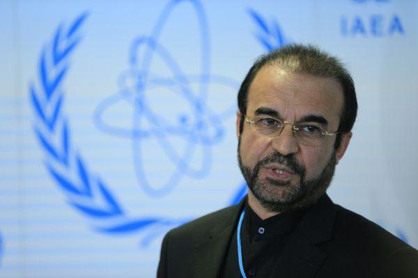 Najafi has represented Iran at the IAEA since 2013.