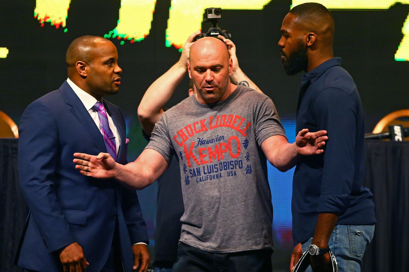 community news, Daniel Cormier reacts to Jon Jones latest drug test revelation: He did take something   I dont care