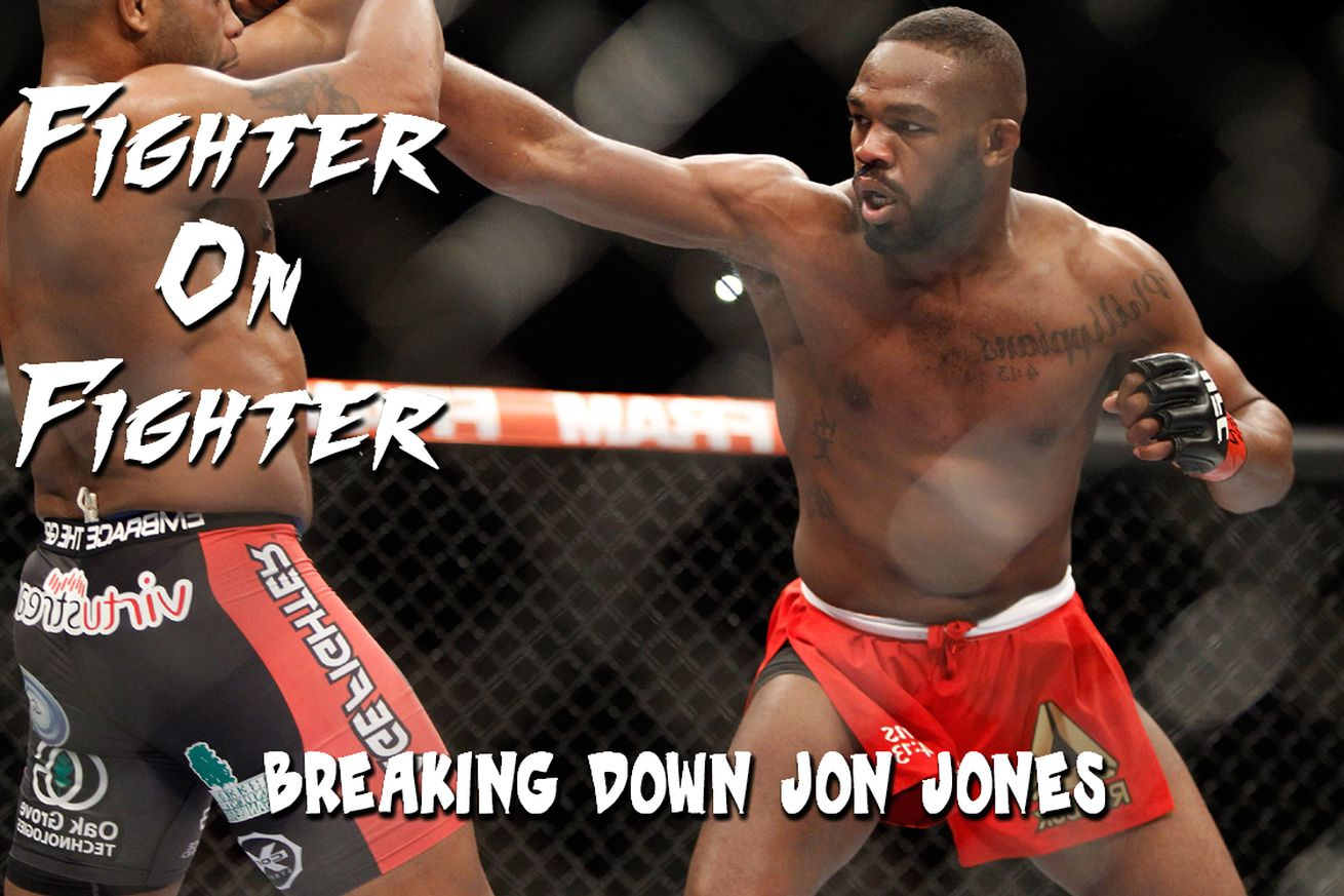 Fighter on Fighter: Breaking down UFC 197s Jon Jones