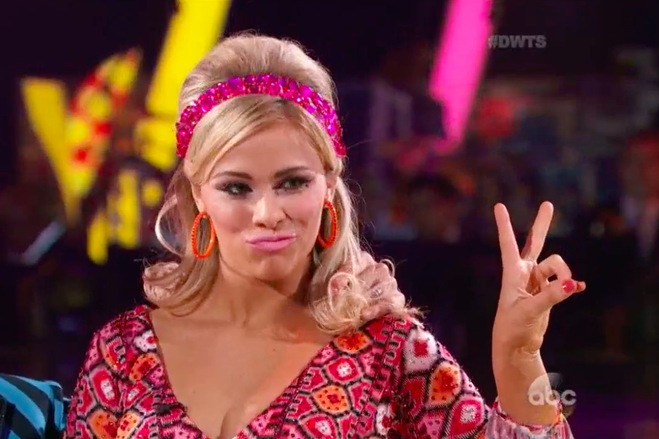 Yeah, baby! Paige VanZant crushes Austin Powers rendition on Dancing With The Stars
