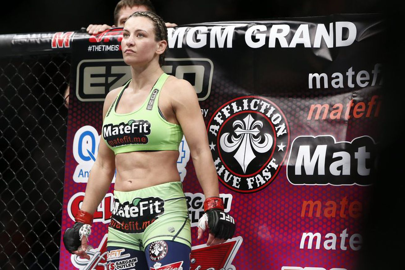 community news, Miesha Tate wants Ronda Rousey rematch at Madison Square Garden
