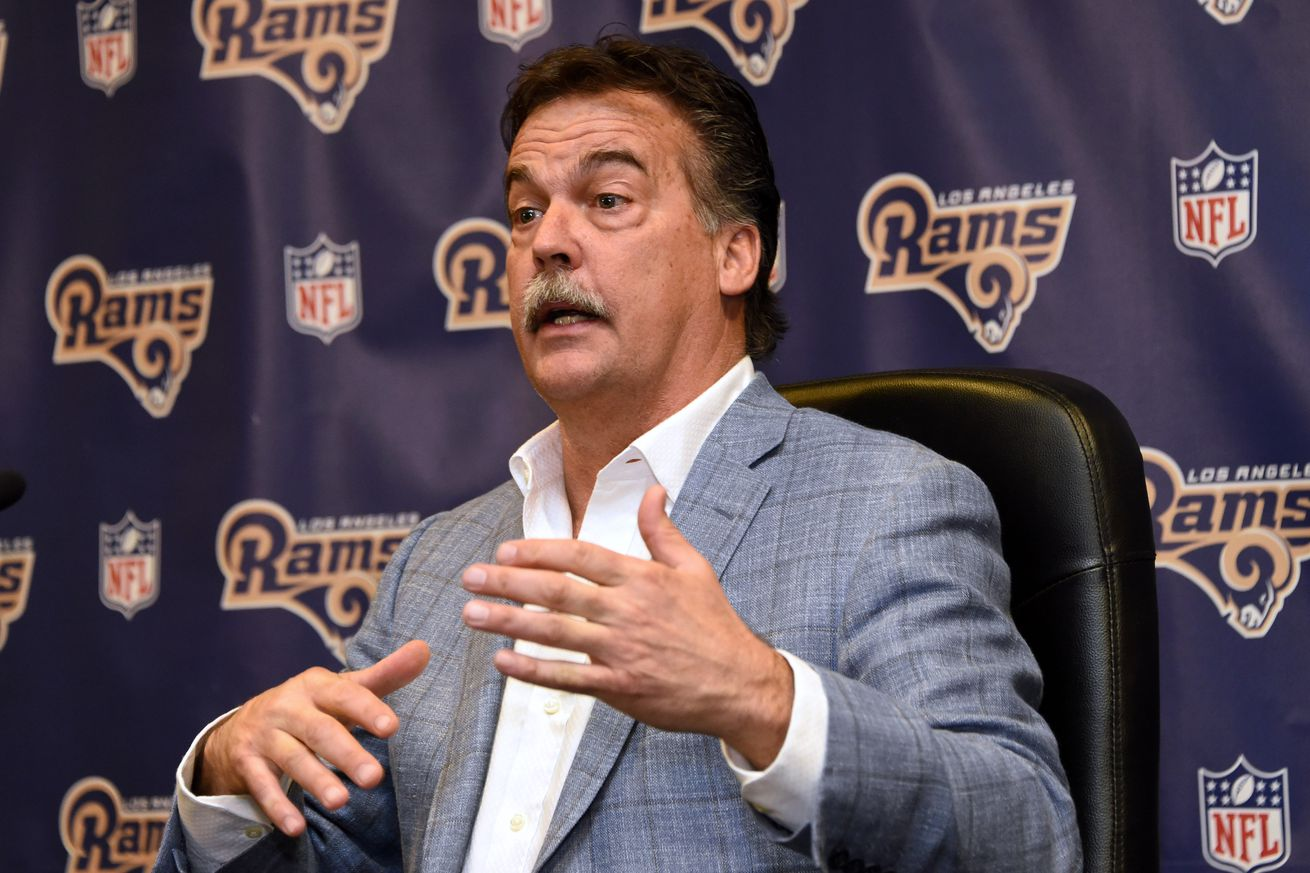 nfl ELITE Los Angeles Rams Case Keenum Jerseys