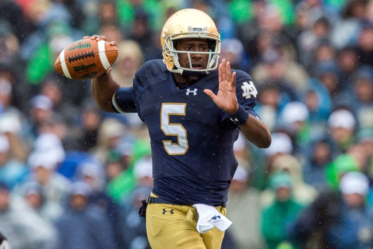 college football thanksgiving day stanford notre dame score