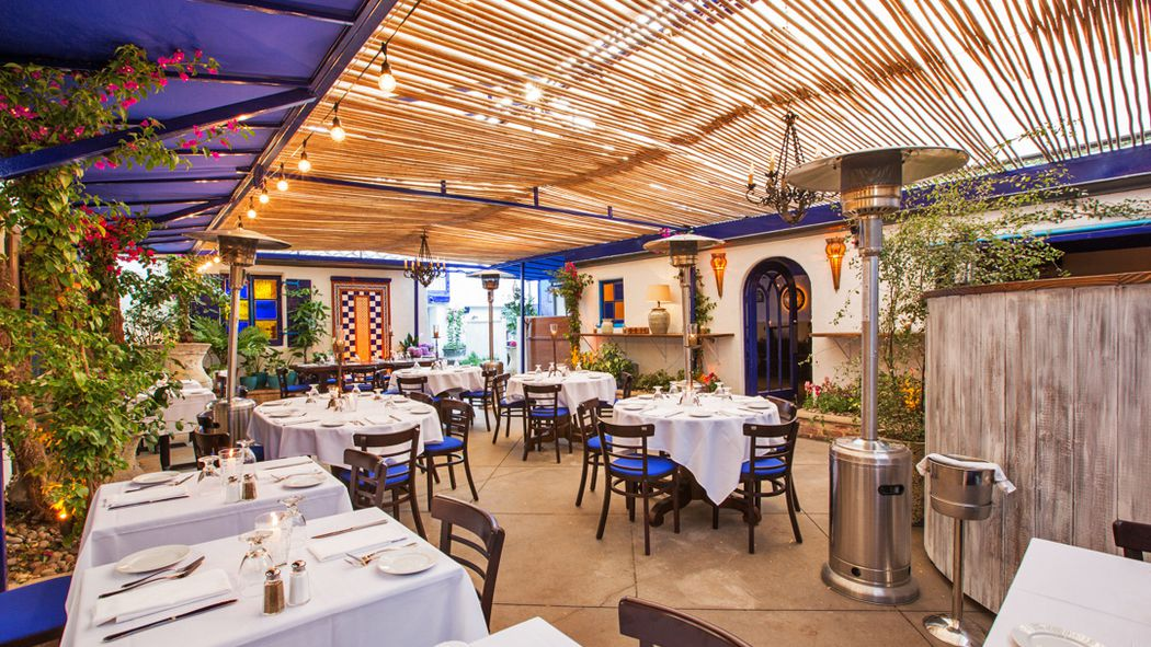 Outdoor Dining Restaurants In Los Angeles: 32 Great Spots