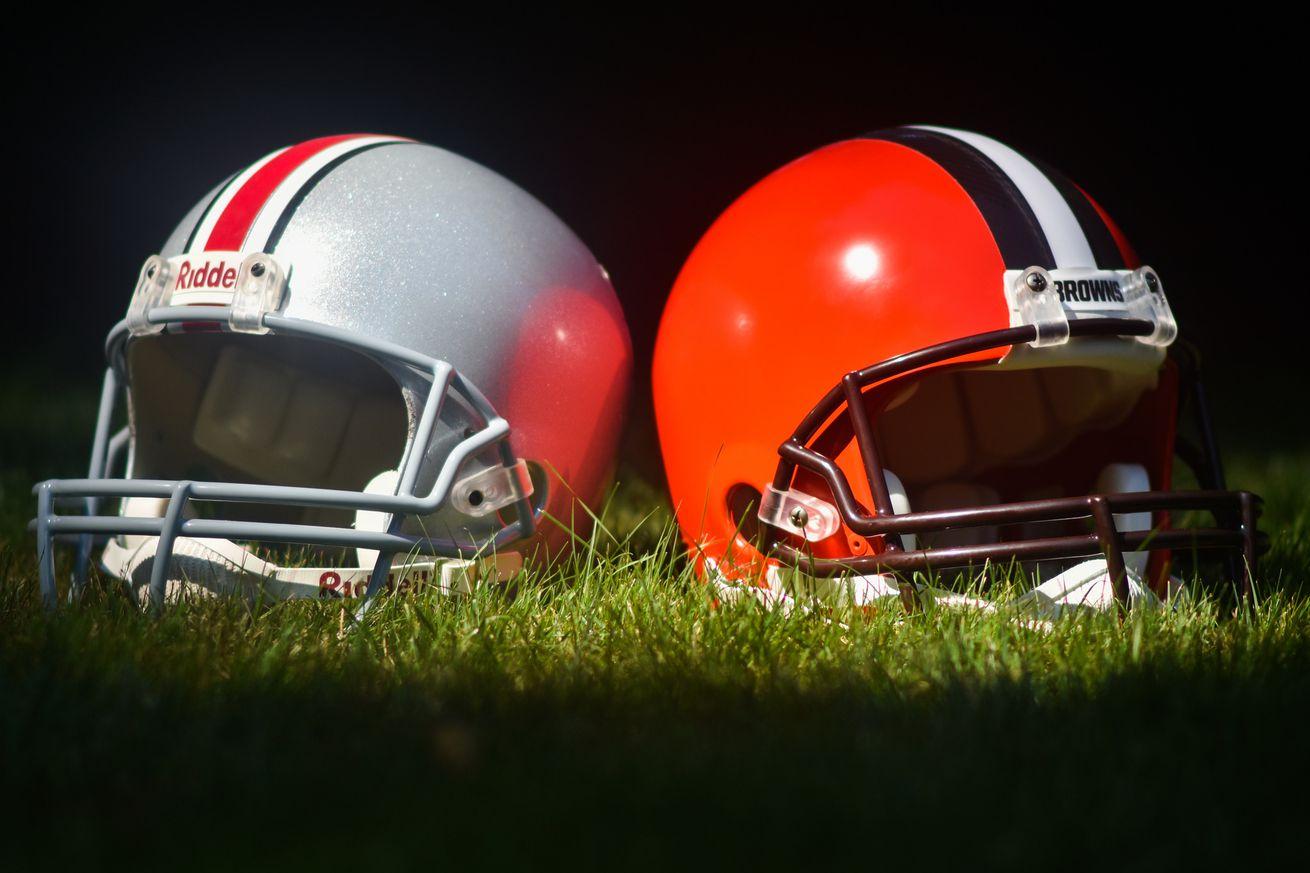 Men's Cleveland Browns Gary Barnidge Nike Brown Game Jersey