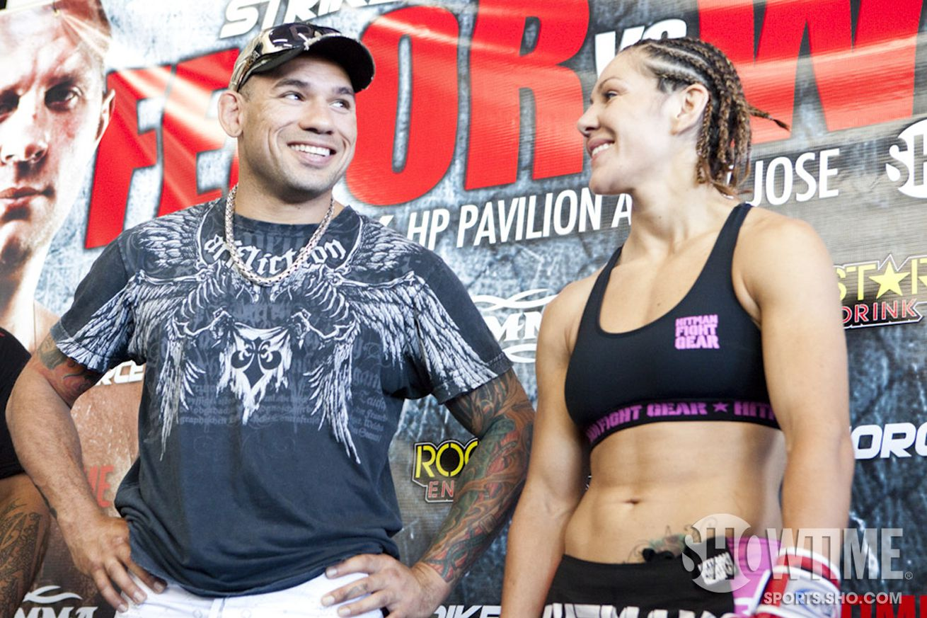 Evangelista Santos: The UFC doesn't want Cris Cyborg