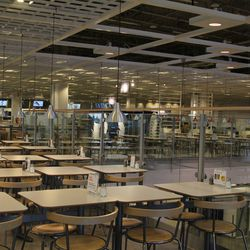Your first look inside ikea miami racked miami for Restaurant ikea miami