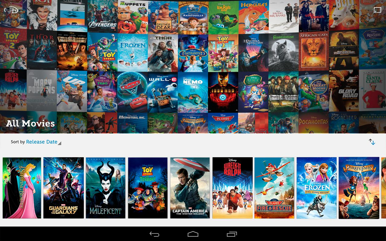 movies disney android anywhere google play any app itunes ios lets device watching once