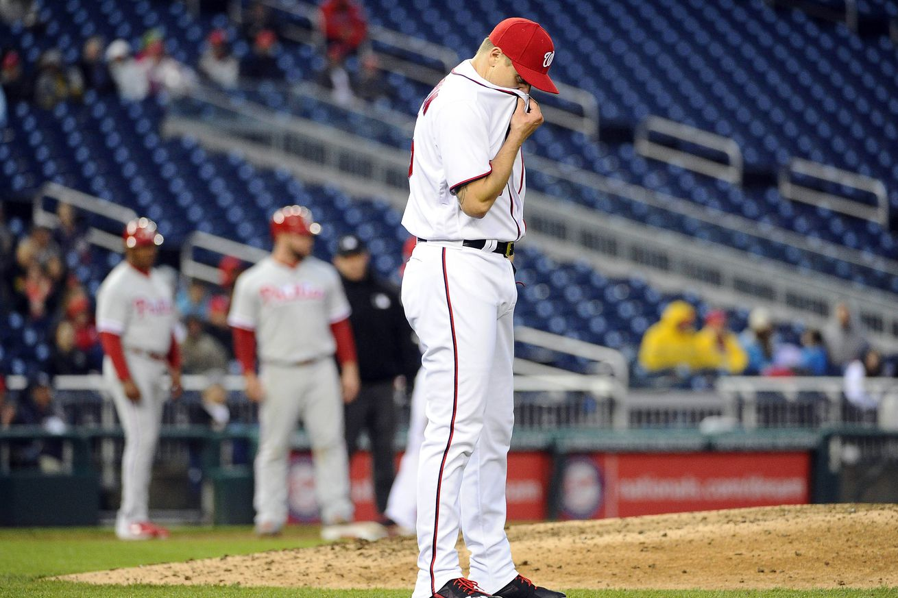 Nationals release former closer Jonathan Papelbon