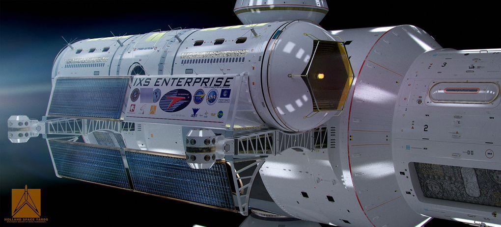 warp drive spacex - photo #9