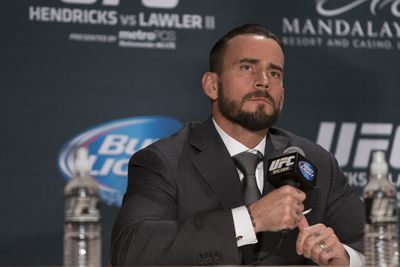CM Punk says he dodged a bullet with shoulder injury