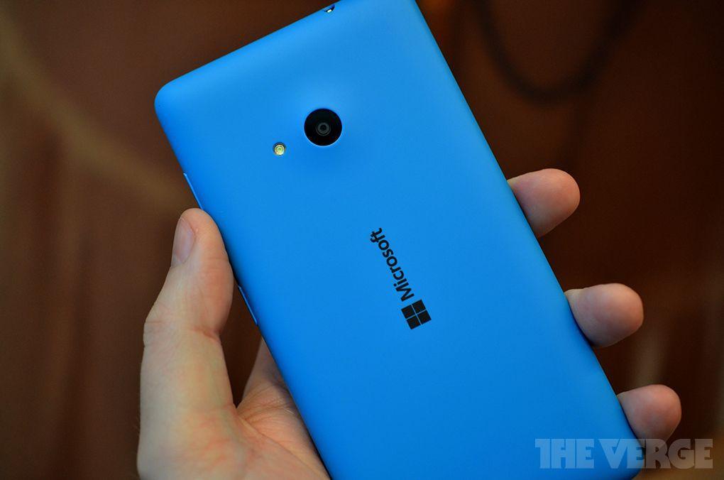 Microsoft Lumia stock