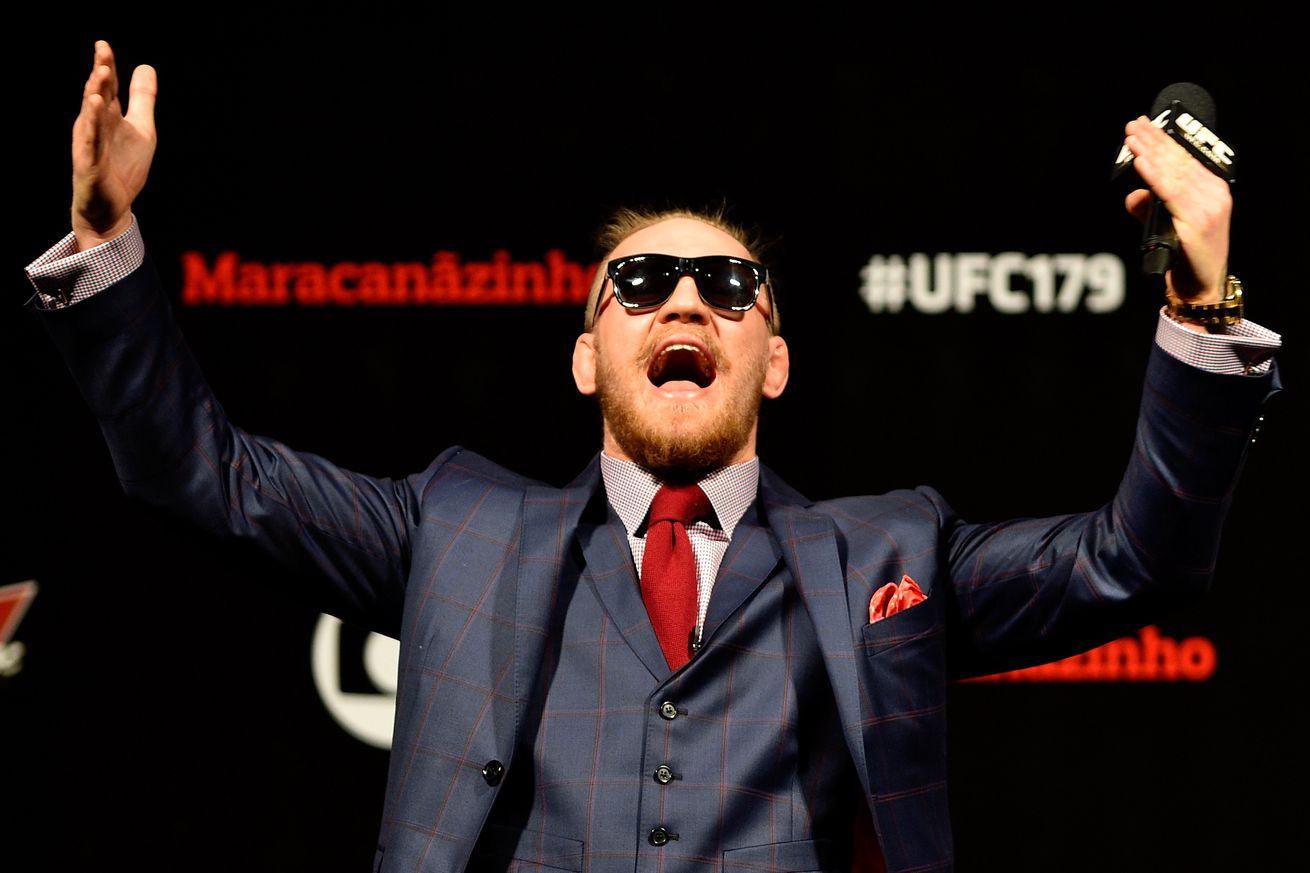 Conor McGregor: Im back in UFC 200 main event thanks to Dana White and Lorenzo Fertitta