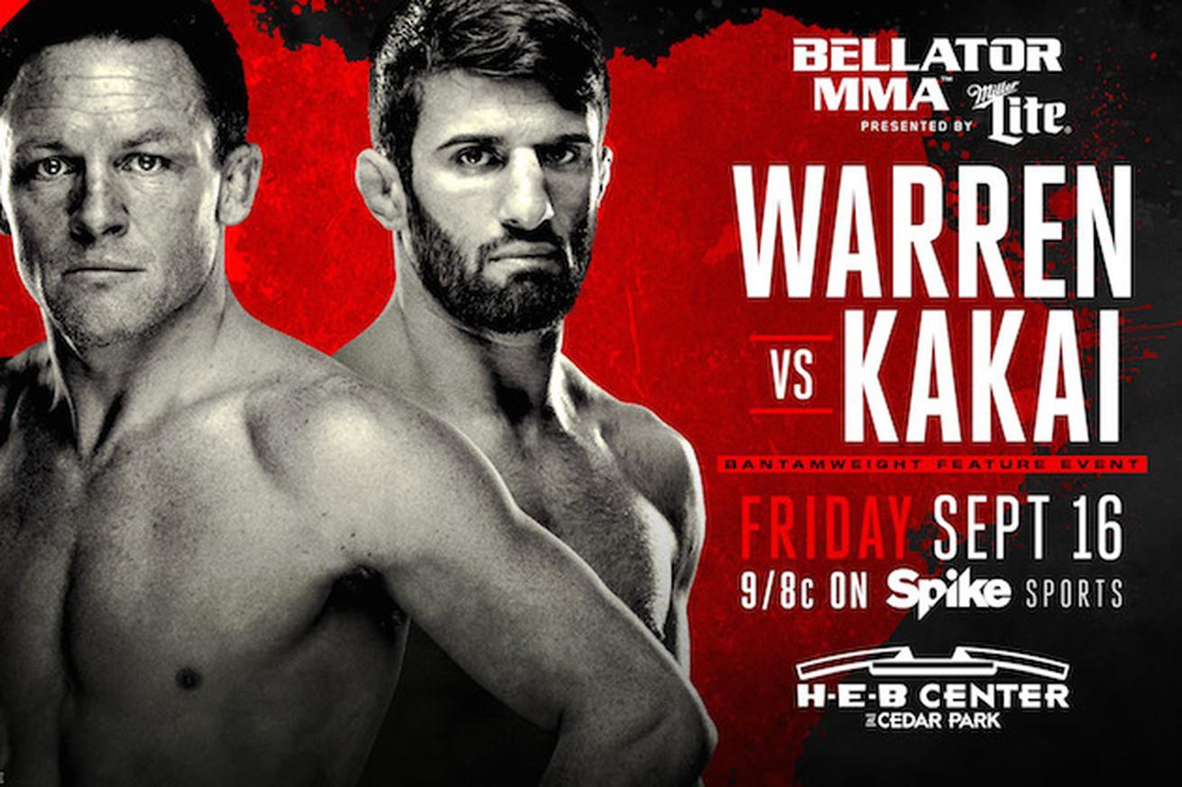 community news, Joe Warren returns at Bellator 161 on Sept. 16 to face Sirwan Kakai