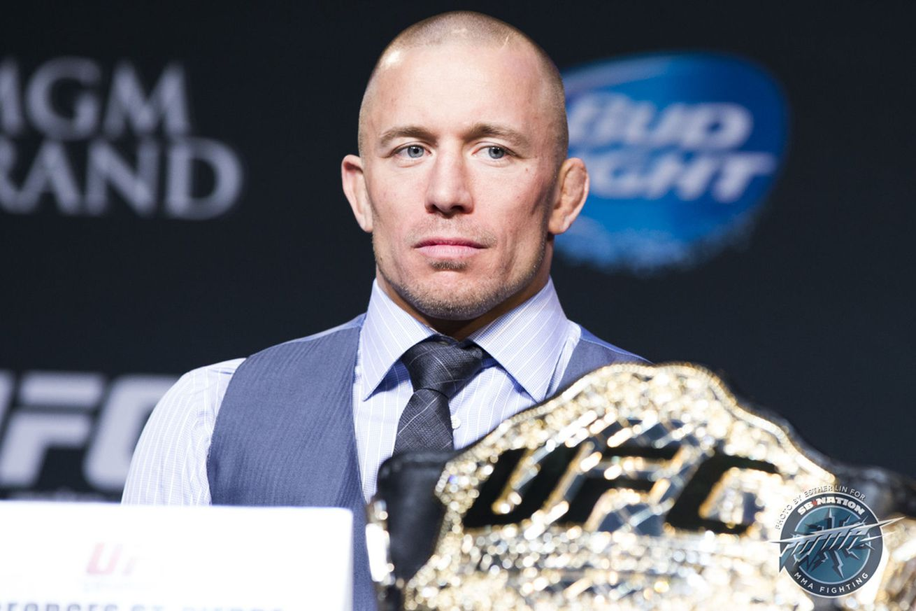 community news, Rory MacDonald: Secretive Georges St Pierre would make UFC return for right amount of money