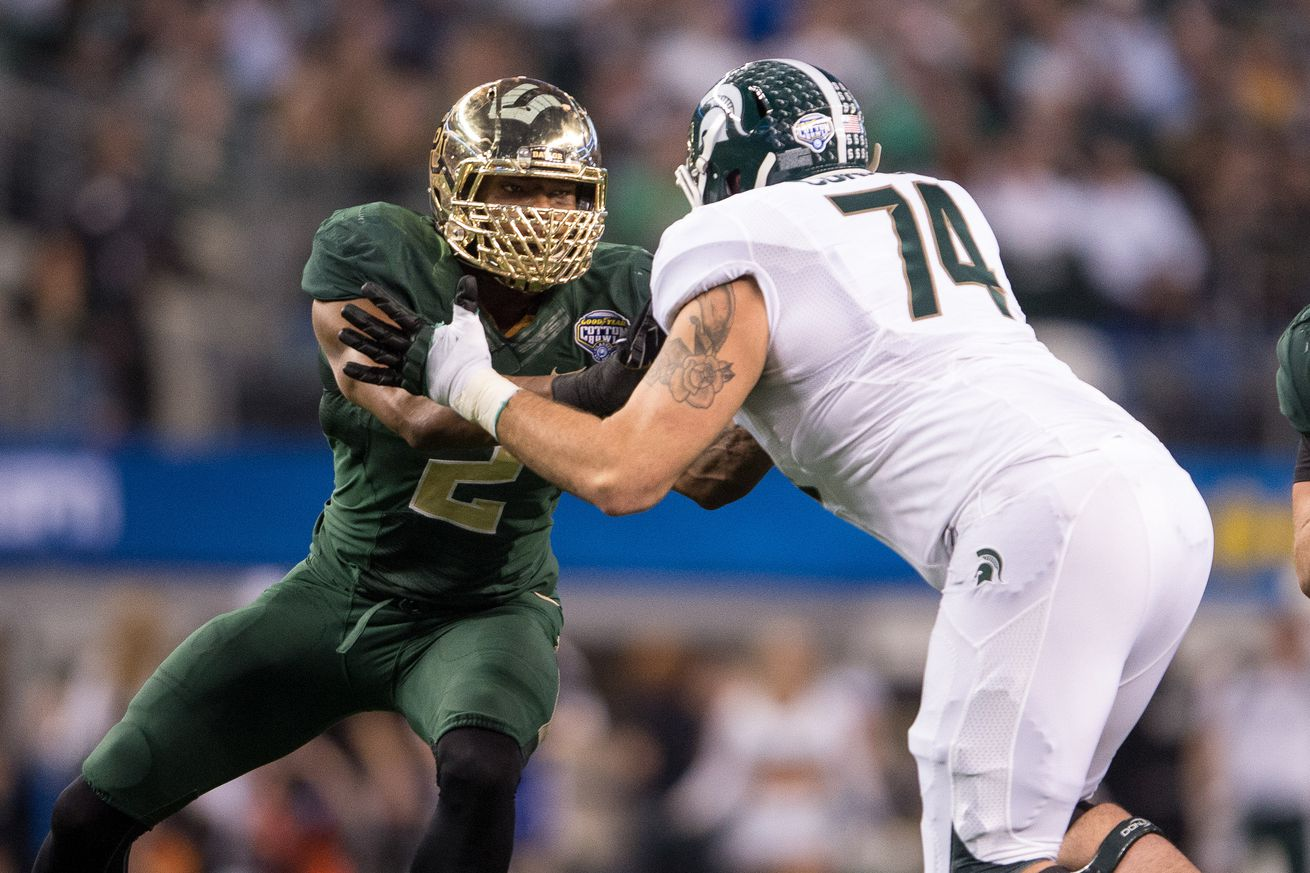 NFL Draft 2016: Get to know Browns first-round pick Corey Coleman