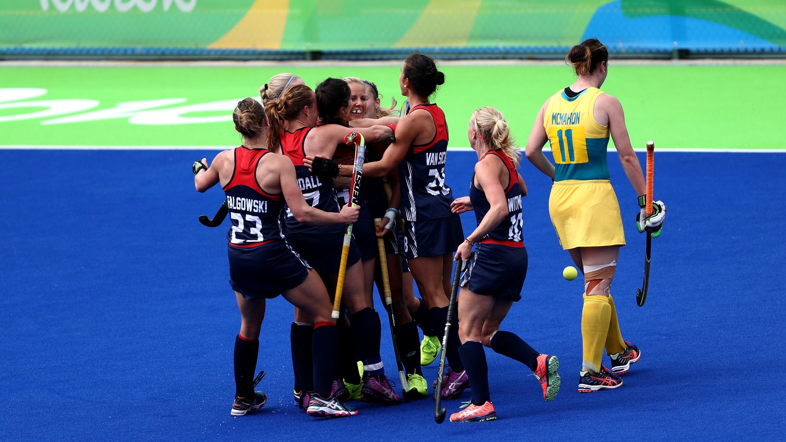 Watch Out For The United States Womens Field Hockey Team -4280
