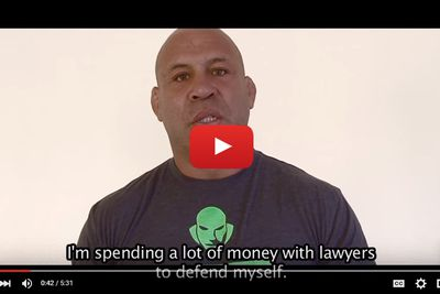 community news, Video: Oppressed Wanderlei Silva demands respect from NSAC, wants fighters to unite or be crushed