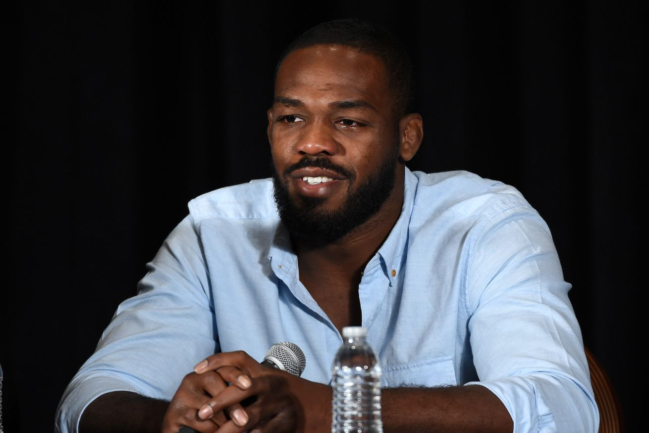 community news, Jon Jones breaks silence, says hes expecting to be back in the Octagon really soon