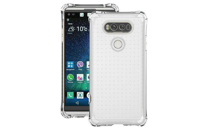تسريب جديد حول هاتف ال جي V20 2