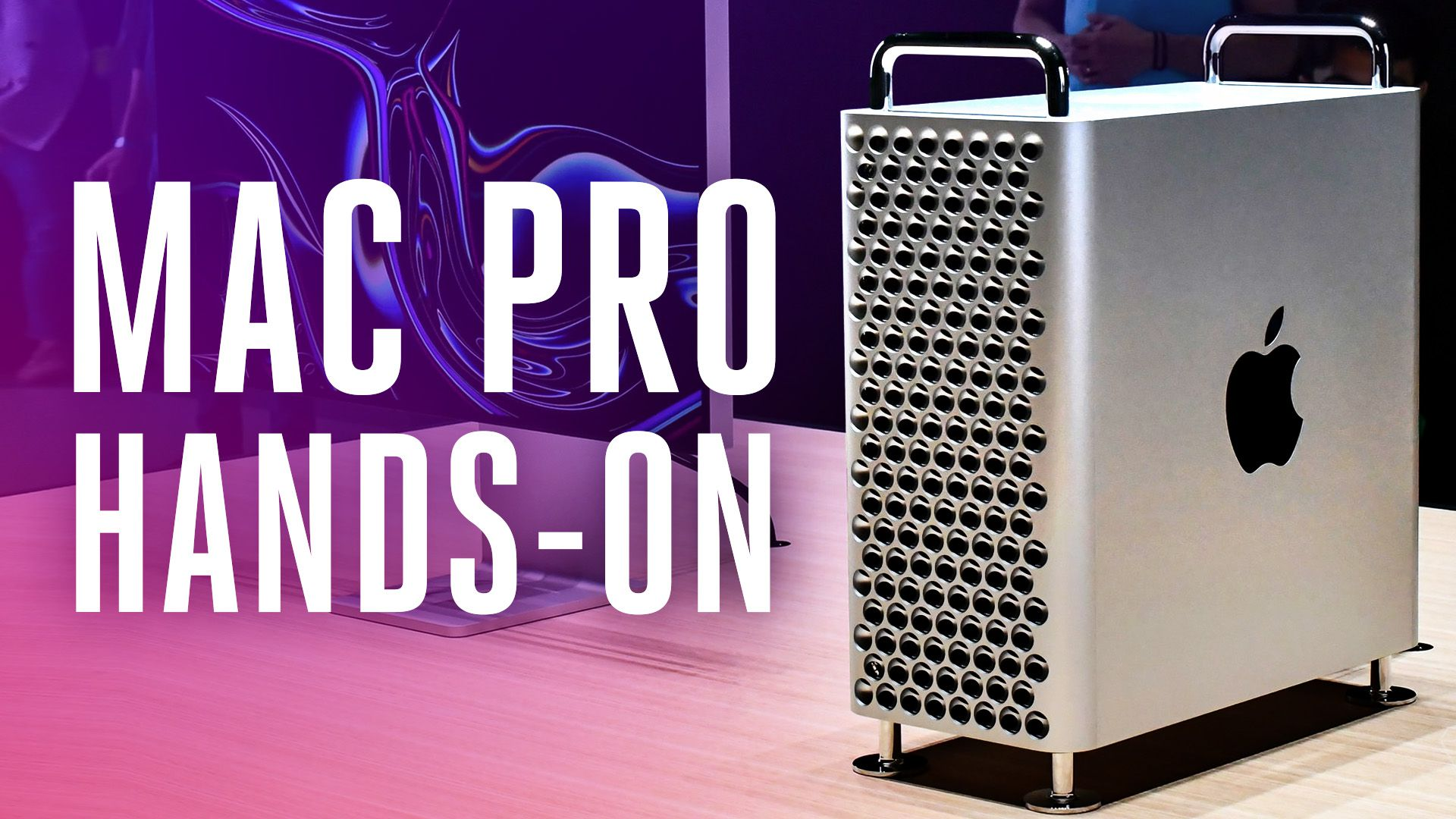 Apple announces all-new redesigned Mac Pro, starting at