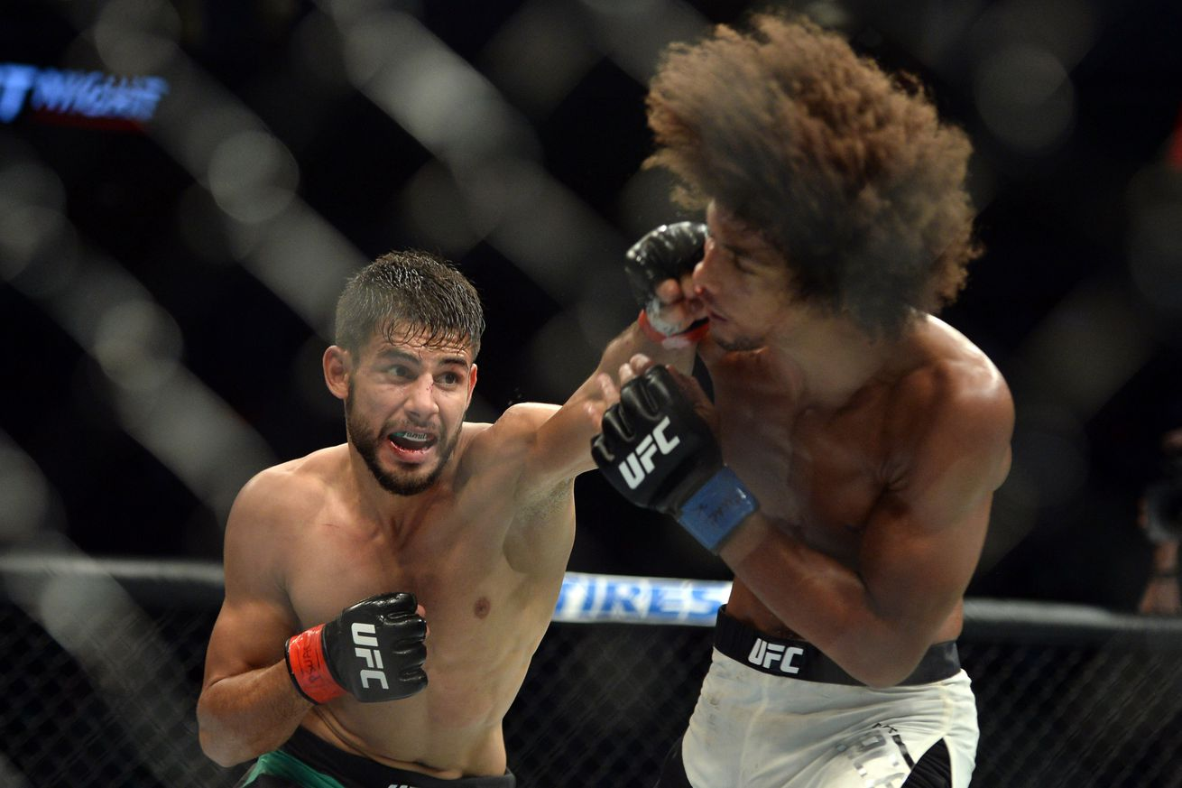 community news, UFC Fight Night 92: 'Rodriguez vs Caceres' scores 863,000 viewers against 2016 Olympics in Rio