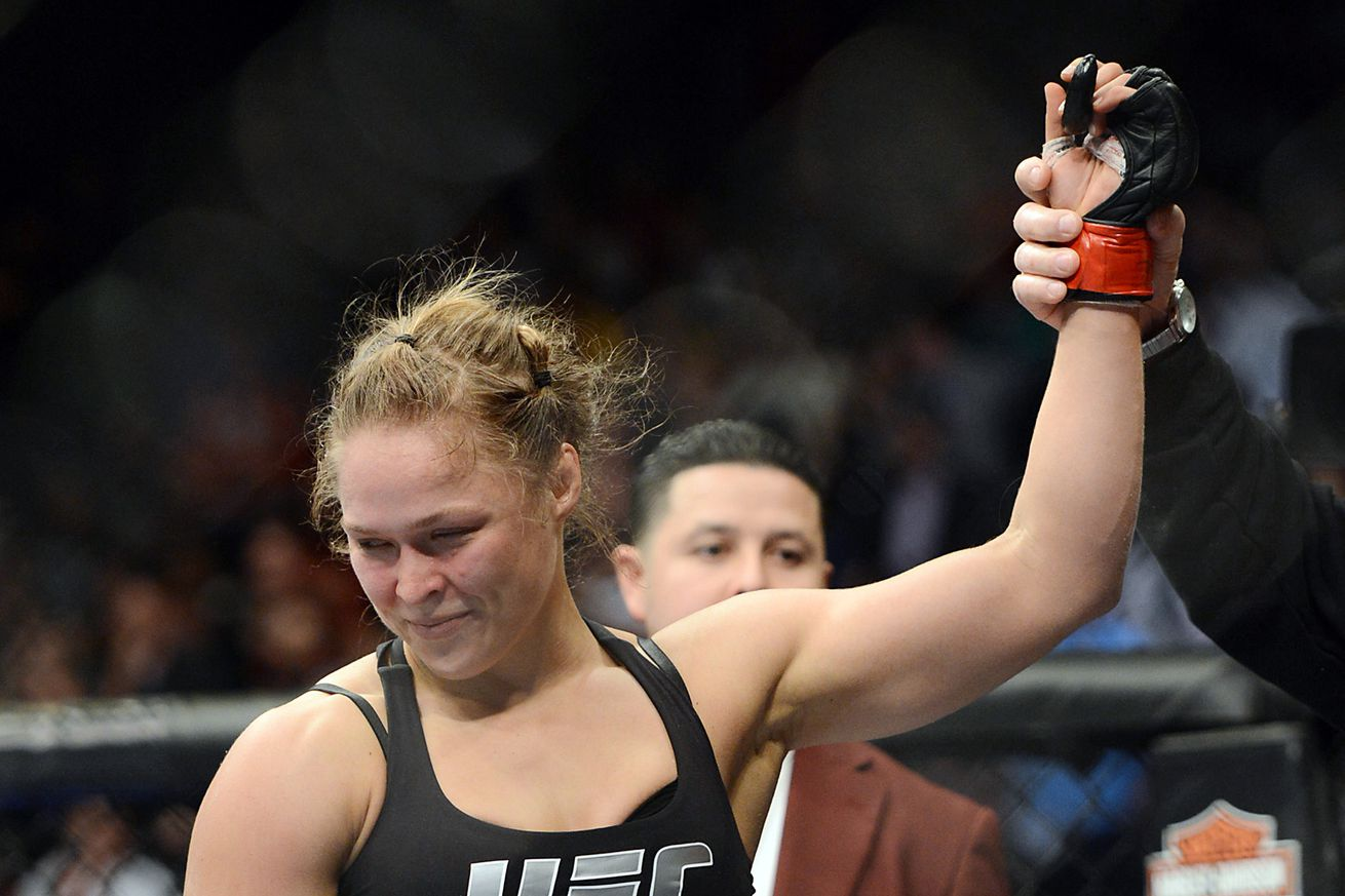community news, Ronda Rousey opens as early (and sizeable) betting favorite ahead of Miesha Tate trilogy match