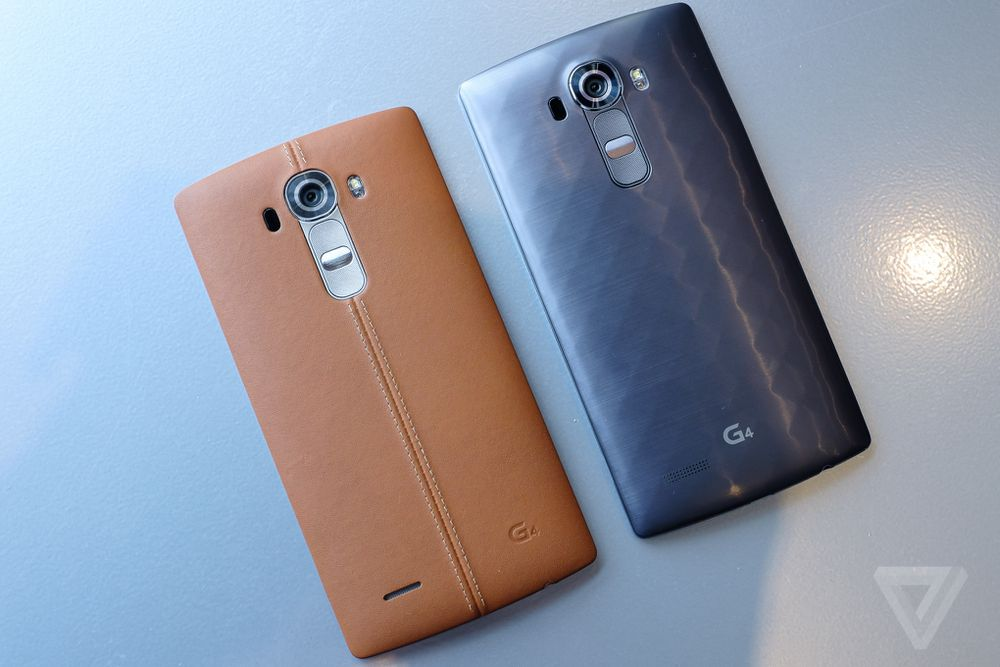 LG G4 photos