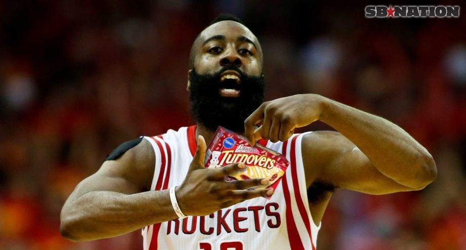 James Harden's final Game 5 turnover was his worst ...