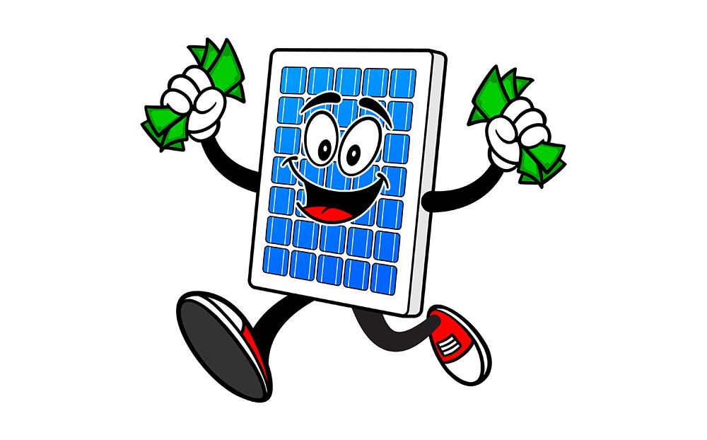 Solar panel energy tax credit calculator