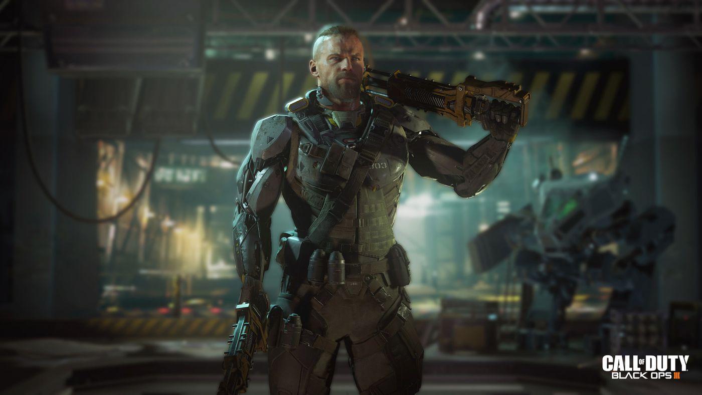 Call of Duty: Black Ops III Wii U