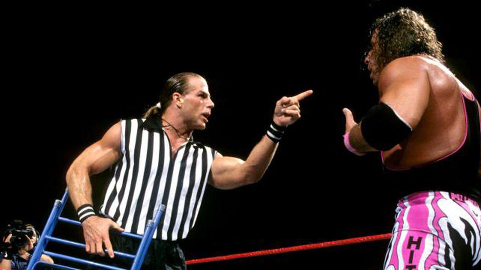 Ranking SummerSlam #4: 1997 - Bret Hart vs. The Undertaker - Cageside ...