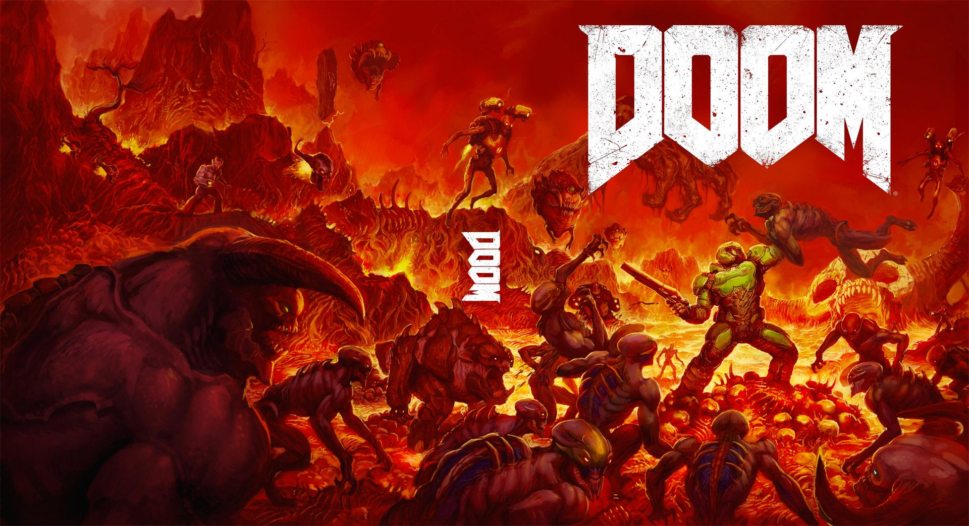 Doom 2016 [PC, PS4, Xone, Switch] - Page 5 Doom_hell.0
