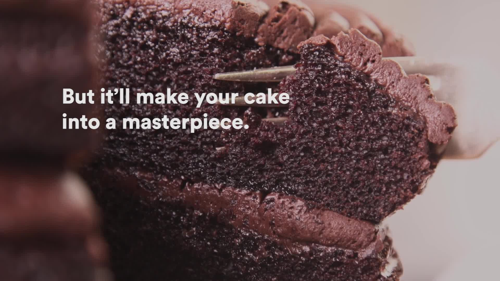 Watch: Add Some Science to Your Chocolate Cake Recipe