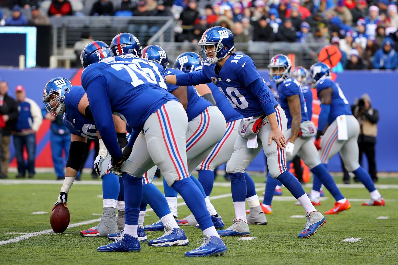 Jerseys NFL Cheap - New York Giants depth chart: Impact of free agency signings - Big ...