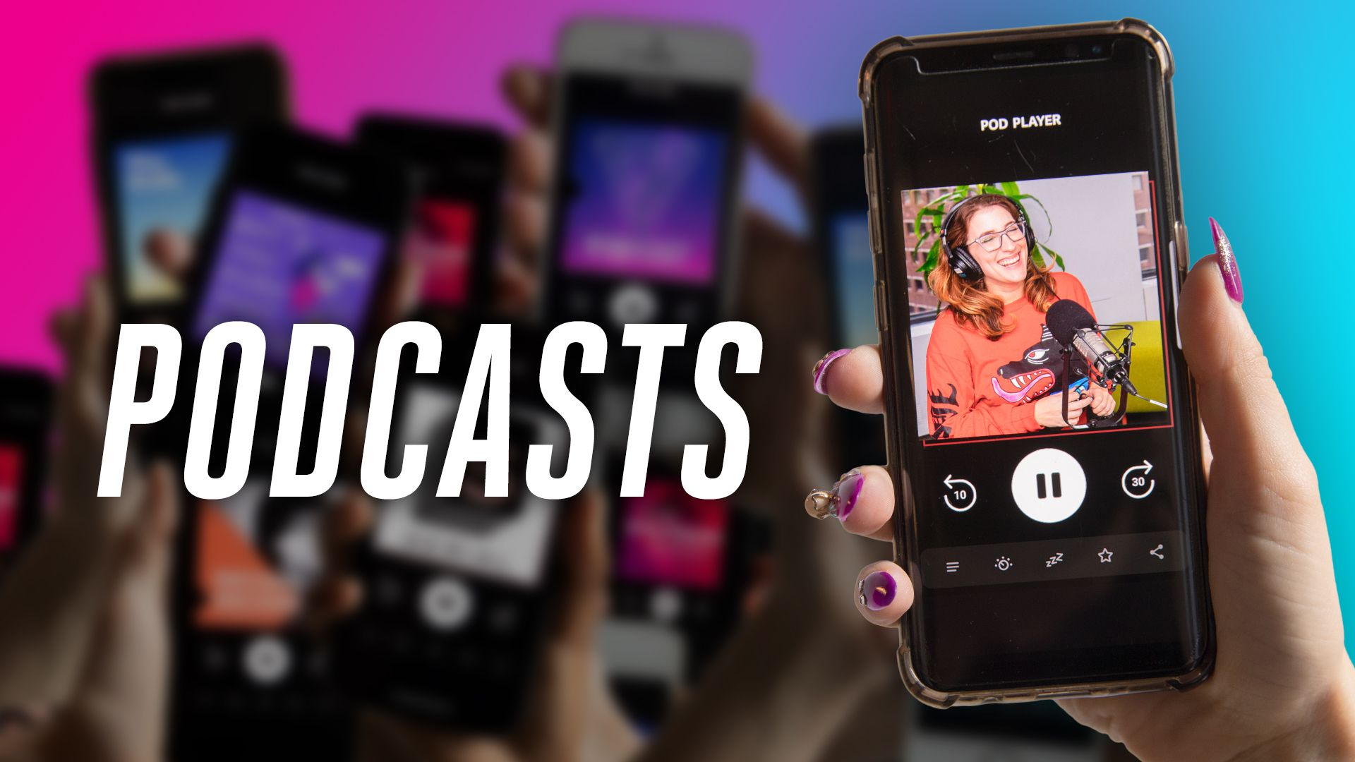 Podcast wars: $100 million startup Luminary launches Tuesday