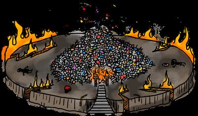 The Pit illustration