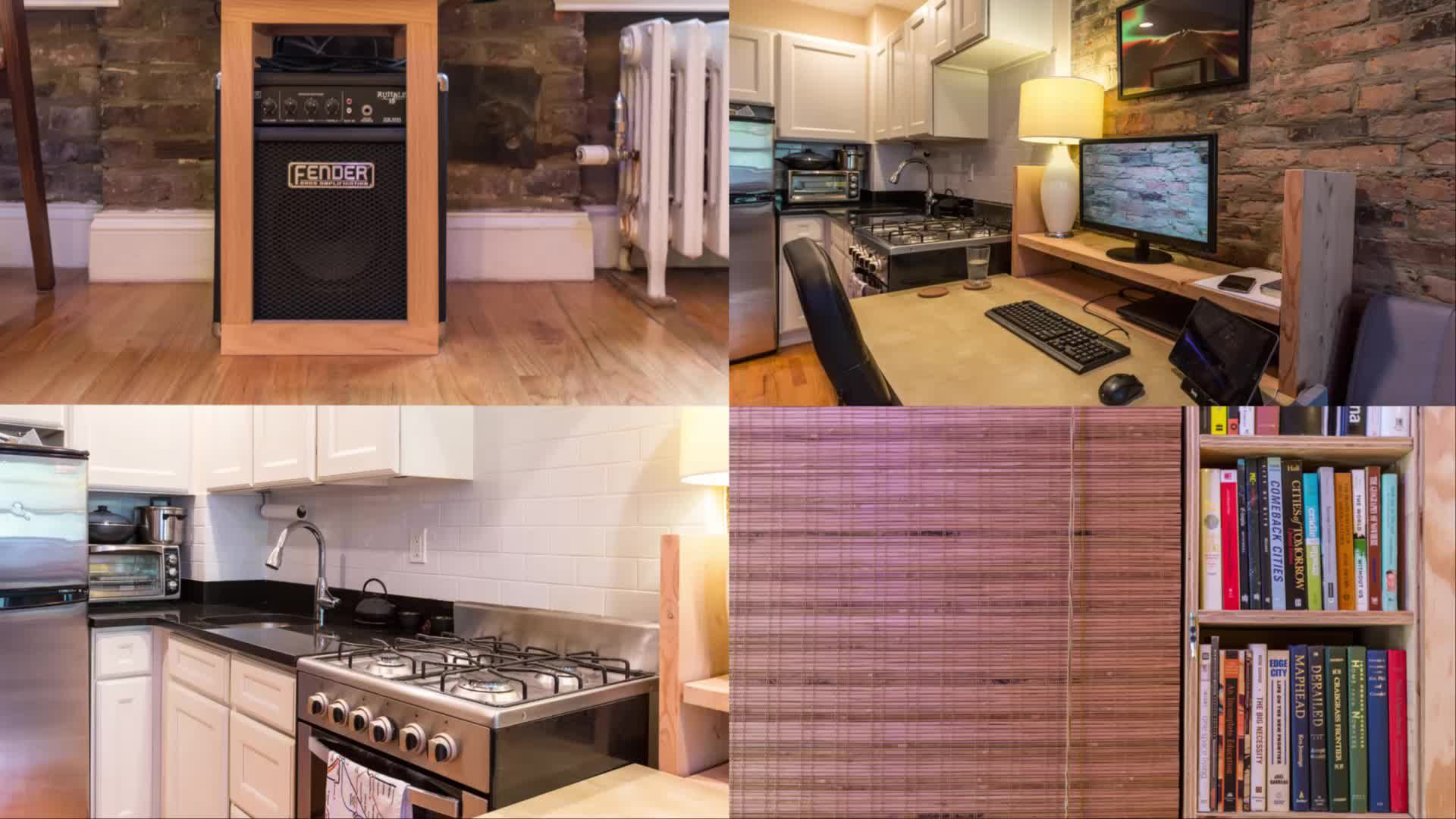 how one new yorker lives comfortably in 90 square feet curbed ny