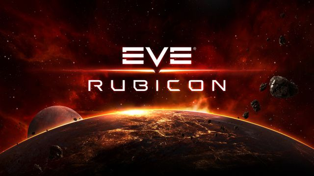 Eve Online - Magazine cover